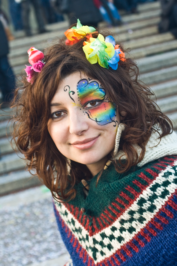 Faces of Venice – 4 (Greta Zanardelli)