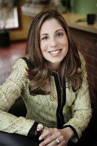 Filomena Fanelli, Founder and CEO of Impact PR & Communications. Photo by Surprise Photography