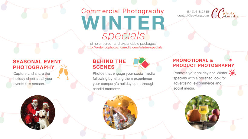 2017 Winter and Holiday Specials